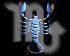 Луна в 15°6'28 Скорпиона