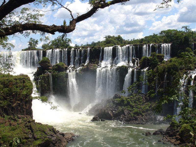 Водопады игуасу аргентина бразилия
